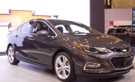 Cruze Named 'Top Pick' by Consumer Reports