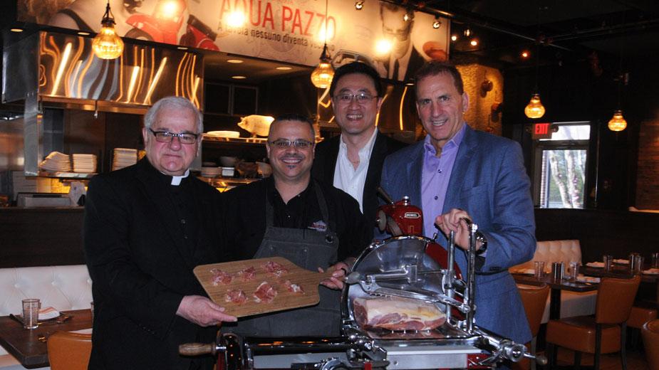 Pazzo Italian Restaurant Menu