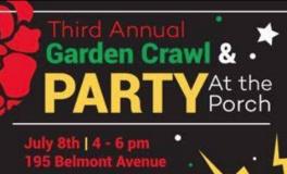 Trumbull Arts Council, TNP Host Garden Crawl