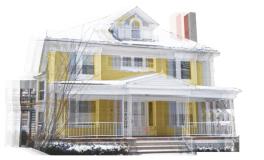 TNP Will Exhibit Designs For Garden District House