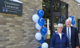 Chadderton Donates $100K for Penn Shenango Scholarships