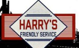 LaFrance Joins as Sponsor of 'Harry's Friendly Service'