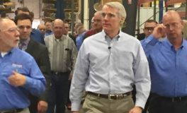 Portman Talks Trade Enforcement with Workers at Pennex Aluminum