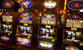 VLT Play at Racino Jumps in January