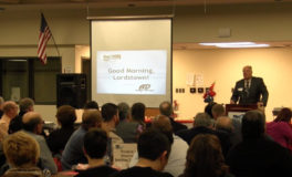 Businesses Voice Optimism at Lordstown Event