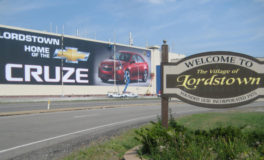 GM to Idle Lordstown Complex for Three Weeks