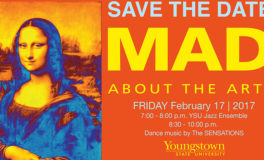 Mad About the Arts to Benefit WYSU, McDonough