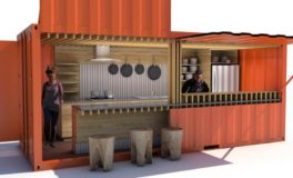 Shipping Container Incubator Proposed for South Side
