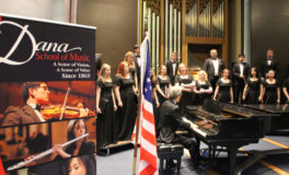 Dana Chorale to Tour South Korea in May