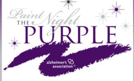 Alzheimer's Association to 'Paint the Night Purple' April 6
