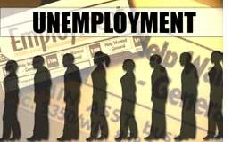 Valley Cities No. 2 and 3 in January Unemployment