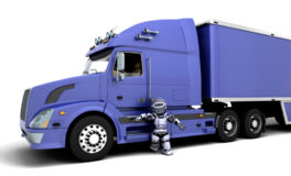 Driverless Trucks? No Longer in Future. They're on the Road.