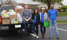 Gibson Agency to Collect Food for Second Harvest