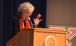 Novelist Atwood Hopes Her 'Tale' Never Comes True