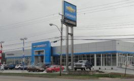 GM Names Greenwood Showrooms 'Green Dealers'