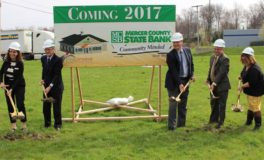 Mercer County Bank Breaks Ground for 11th Branch