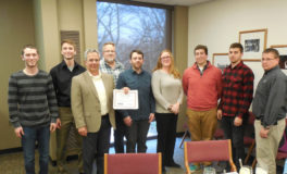 Builders Association Holds Annual Estimating Contest at YSU
