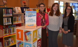 Public Library Launches Express Branch at Oh Wow!