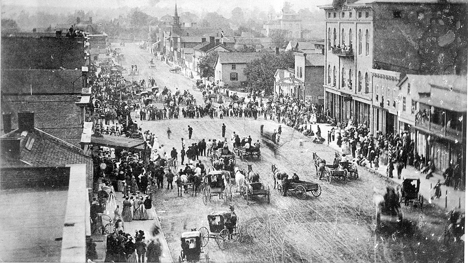 The Stories Behind Old Snapshots of Youngstown - Business