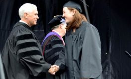 Pence to Grove City Grads: You Are Called to Lead
