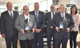 Sweeney Dealerships Earn GM's Mark of Distinction