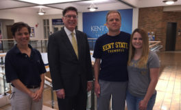 KSU Trumbull to Field First Athletics Program in 25 Years