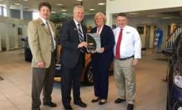 Sauer Chevrolet Recognized with GM Mark of Excellence