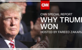 CNN Special on 'Why Trump Won' to Feature Betras