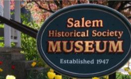 Salem Historical Society Celebrates 70 Years July 29