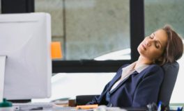 Many Americans too Tired to Function Safely at Work