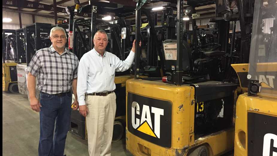 Material Handlers Follow in Clients' Footsteps - businessjournaldaily.com thumbnail