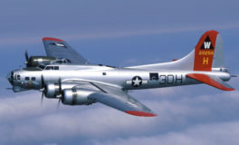 World War II 'Flying Fortress' Coming to Valley