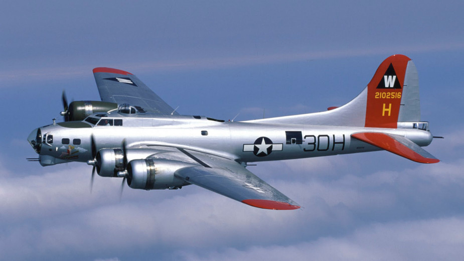 World War II 'Flying Fortress' Coming to Valley - Business ...