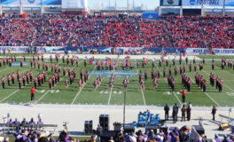 YSU's Marching Pride Starts Season with Two Shows