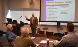 SBA Seminar Tells How to Get a Small-Business Loan
