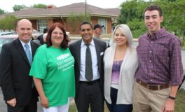 Taft Neighborhood Improvements Celebrated