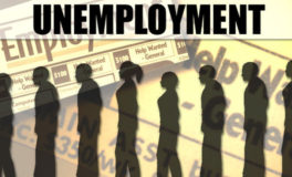 Unemployment in Valley Falls from a Month Ago
