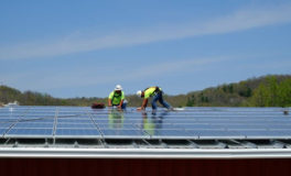 Solar Company to Show Off System at Trumbull Farm