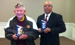 94-Year-Old Wins Warren Toastmasters Contest