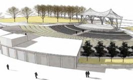 Board of Control Approves Amphitheater Work