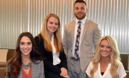 4 YSU Business Students Named Beeghly Fellows