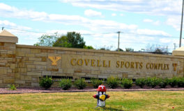 Covellis Donate $1M for YSU Sports Complex