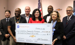 GM Foundation Grants Support Education
