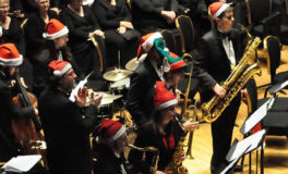 Dana School of Music Sets Multiple Holiday Shows