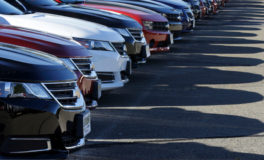 Vehicle Sales Up 3.9% in Mahoning Valley in October