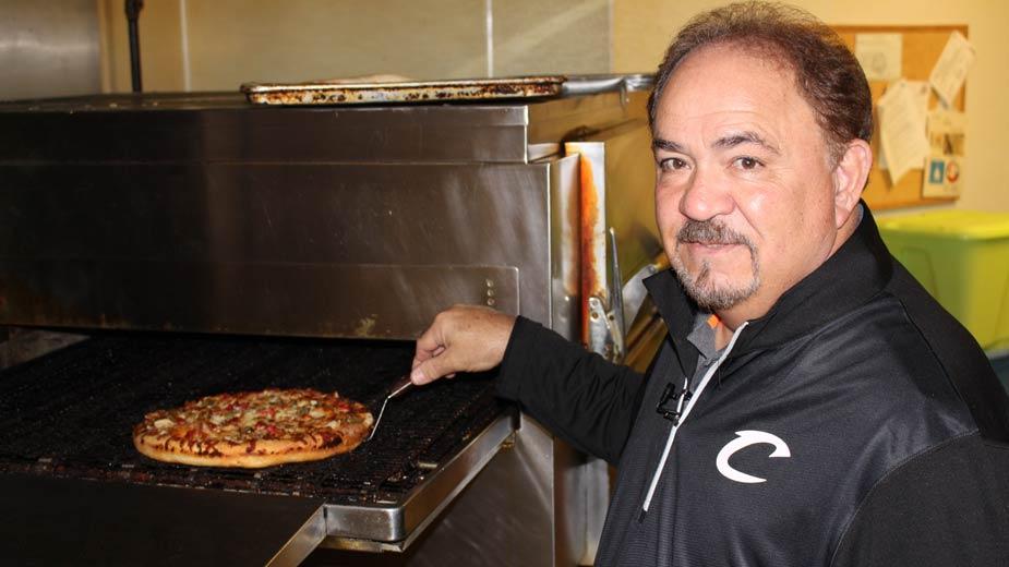 Bill Liberato, president of Belleria Pizza & Italian Restaurant, Youngstown