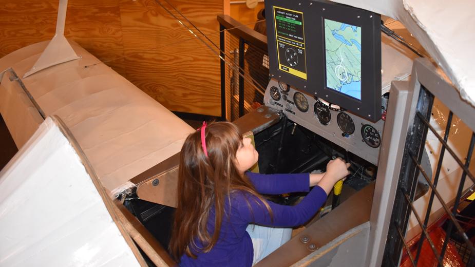 flight simulator at oh wow