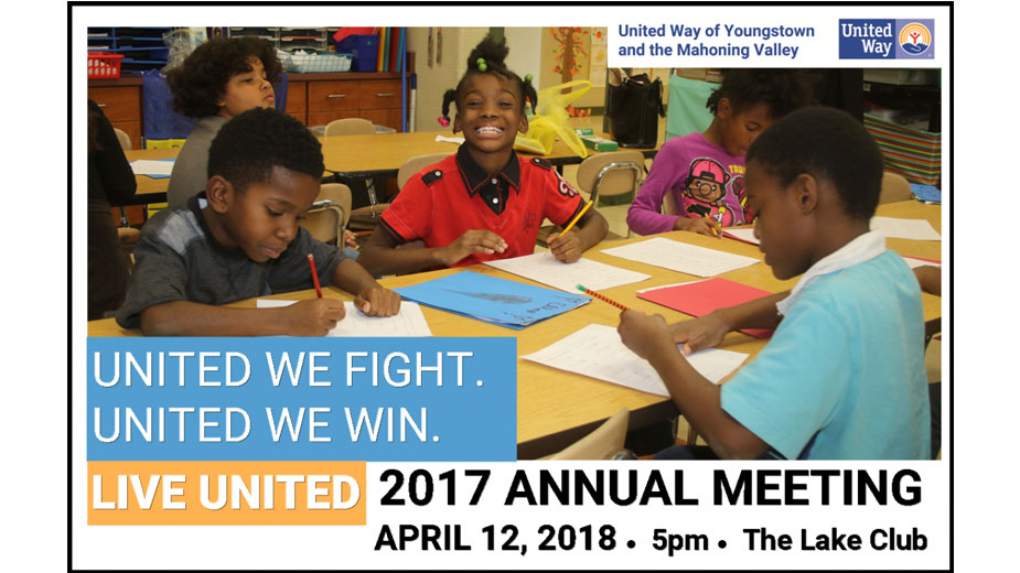 United Way 2017 Annual Meeting