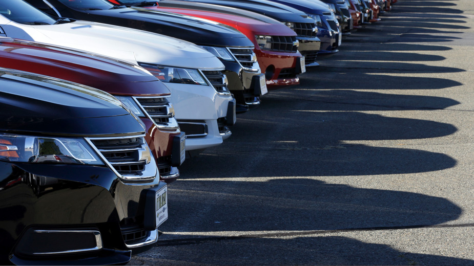 Valley Auto Sales Drop for Third Straight Month