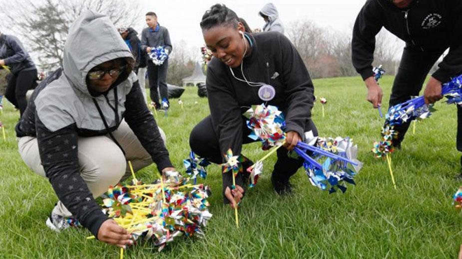 akron children's pinwheels for prevention